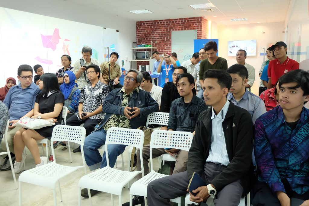 Pre-Soft Launching Exabytes Indonesia photo