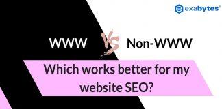 Dengan WWW atau Tanpa WWW - Mana yang lebih baik untuk SEO Website Saya?