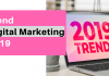 Tren Digital Marketing 2019