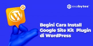 Google Site Kit Plugin WordPress