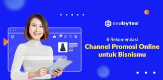 Channel Promosi Online