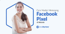 Cara Mudah Pasang Facebook Pixel