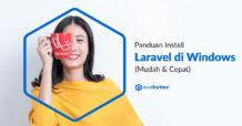 Panduan Install Laravel di Windows