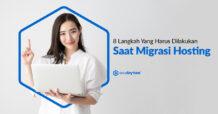 8 Langkah Migrasi Hosting