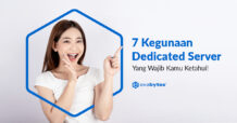 Kegunaan Dedicated Server