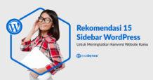 Rekomendasi Sidebar WordPress Untuk Meningkatkan Konversi