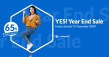 YES! Year End Sale Promo
