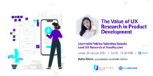 Exabytes Digital Day The Value of UX Research