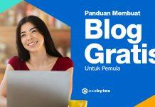 Panduan Membuat Blog Gratis Untuk Pemula