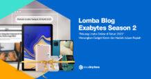 Lomba Blog Exabytes Season 2