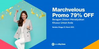 Marchvelous Promo