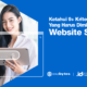 Kriteria Website Sekolah