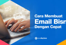 Cara Mendaftar Email Bisnis di Exabytes dengan Mudah