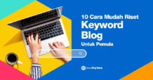 Cara Riset Keyword Blog