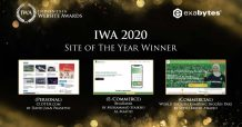 Pemenang Site of The Year IWA 2020