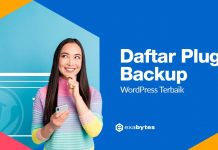 Daftar Plugin Backup WordPress