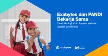 Exabytes dan PANDI Bekerja Sama