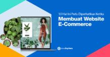 Membuat Website E-Commerce