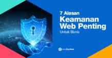 Keamanan Website Penting Bagi Bisnis