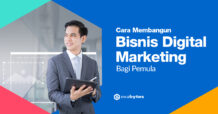 Ccara membangun bisnis digital marketing