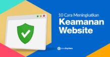 Cara Meningkatkan Keamanan Website
