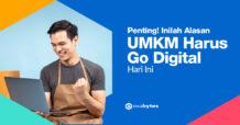 UMKM Harus Go Digital