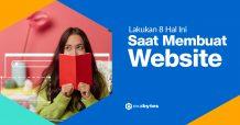 Langkah Membuat Website