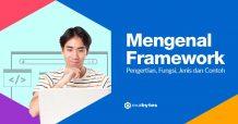 Mengenal Framework