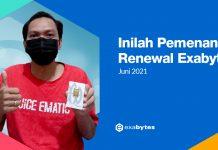 Pemenang Renewal Exabytes