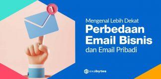 Perbedaan email bisnis dan email pribadi