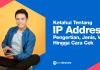 Mengenal IP Address