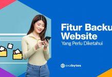 Fitur Backup Website